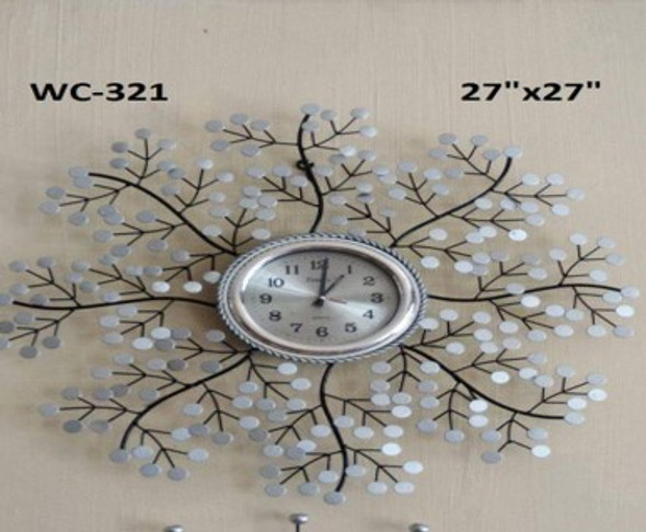 Decorative Wall Clock WC-321 27X27