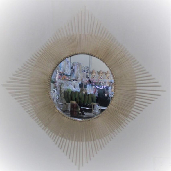 Decorative Wall Mirror AH-378 36 X 36 INC