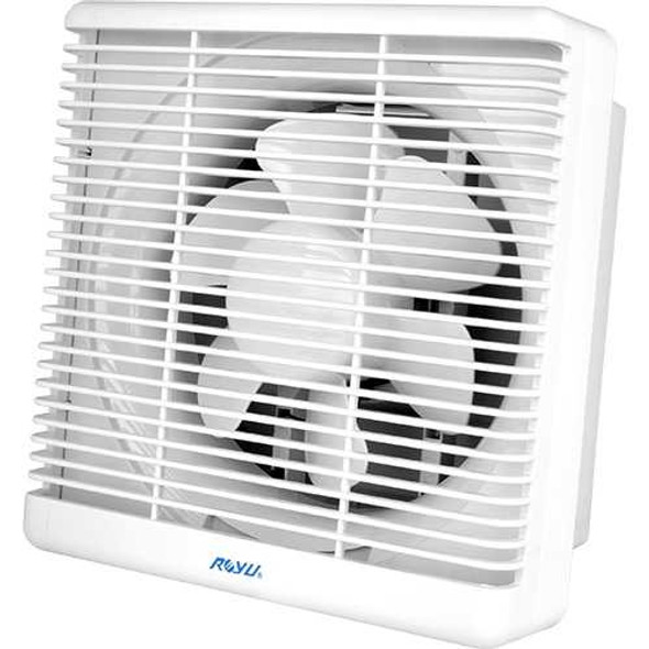 ROYU WALL TYPE EXHAUST FAN 12INCHES REFW03/12