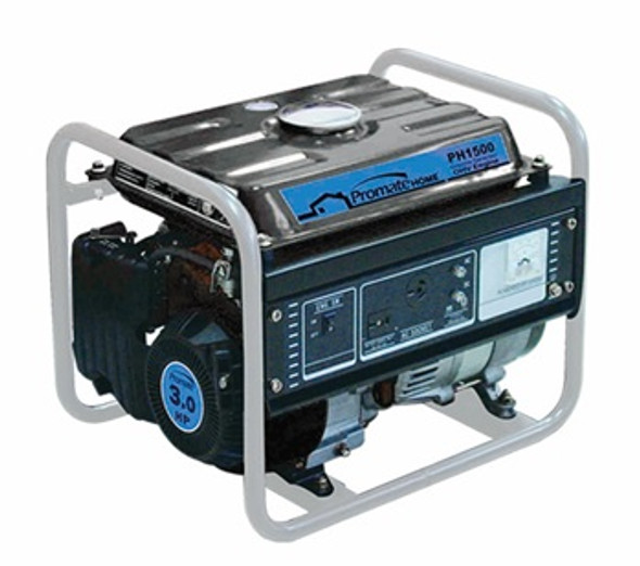 PROMATE PORTABLE GAS GENERATOR PH1500
