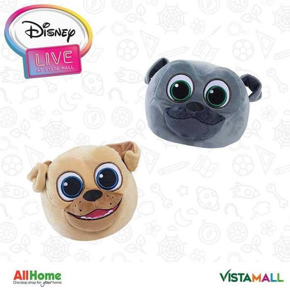 Disney Jr. Plush Toys with Hand Insert