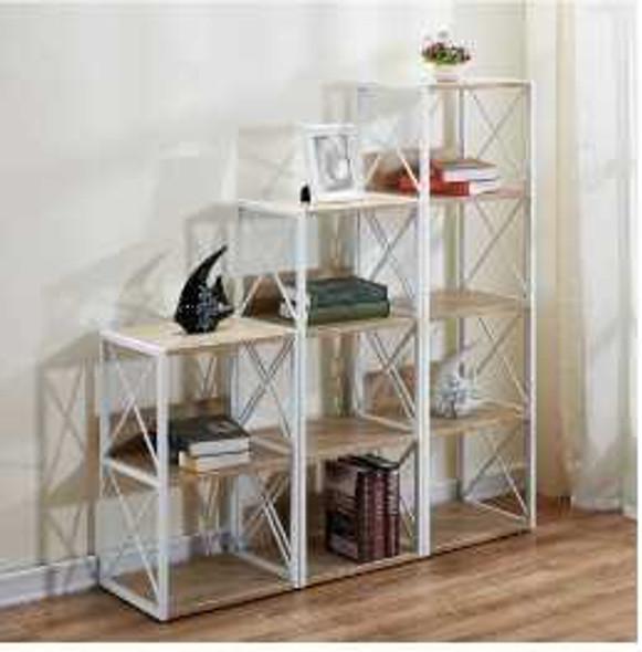 Ivory Murphy Bookshelf