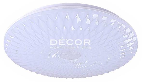 DECOR LOTUS LED CEILING LIGHT 3 COLOR 36W