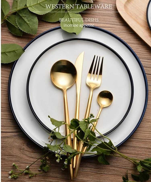 Onaida Gold Cutlery