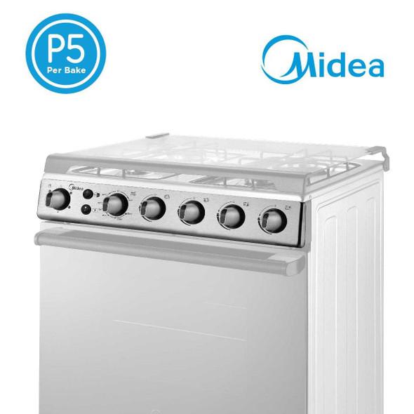 Midea FP-63GSR060MMGO-T1 Cooking Range