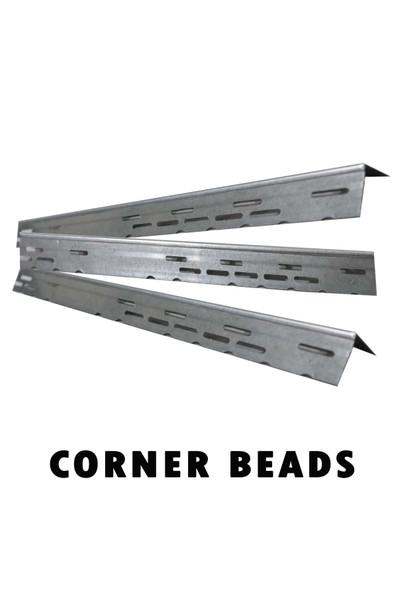 JEA-MAXX Corner Beads 25x25mm x 2.4m