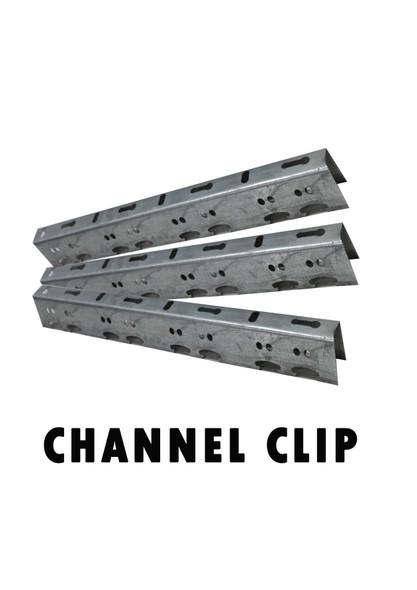 JEA-MAXX C-Channel Clip 38mm x 26mm x 5m thk