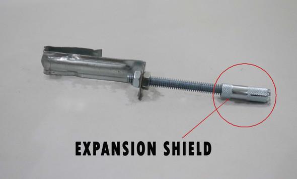 """JEA-MAXX Expansion Shield 3/8"""""""