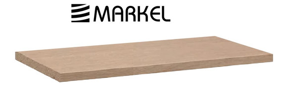 MARKEL WOODEN LEDGE SMALL VENEER 590X200X15MM