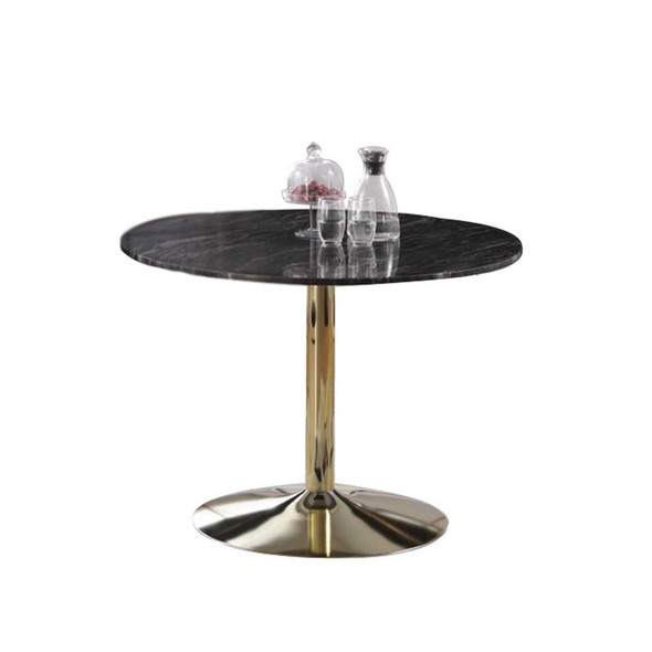 LEUV I ROUND DINING TABLE