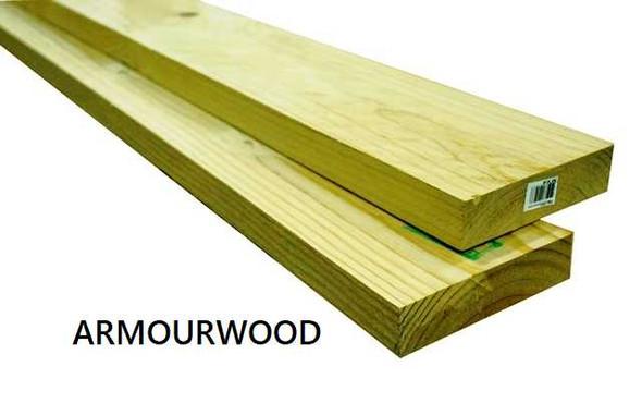 """Armourwood Frameplus S4S 2""""x8"""""""