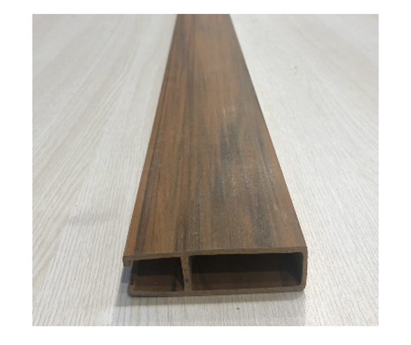 Eceil PVC Baffle Ceiling Golden Oak