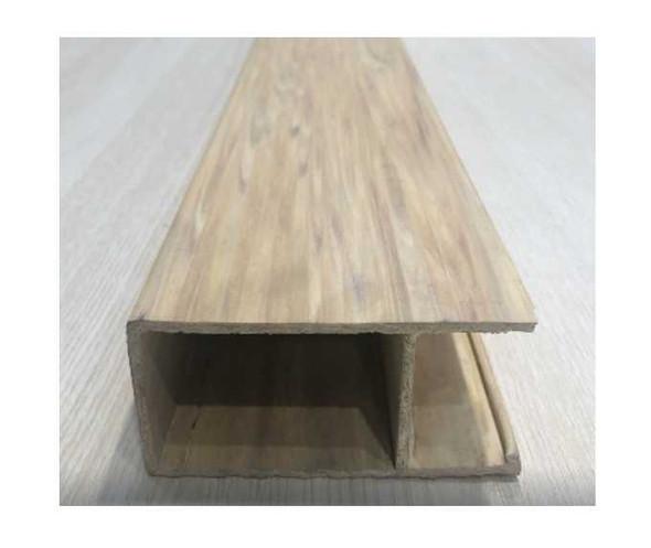 ECEIL Baffle Ceiling Manchurian Ash
