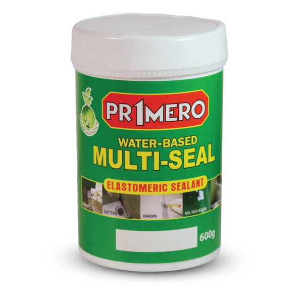 PRIMERO MULTI-SEAL ELASTOMERIC WATERPROOFING PAINT 600G