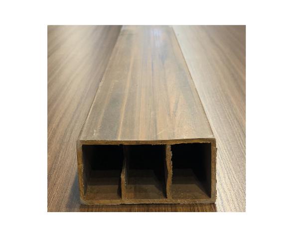 Eceil PVC Baffle Wall Golden Oak