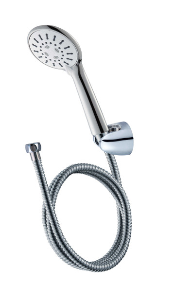 HAND SHOWER HEAD 3 FUNCTION 1.5 METER