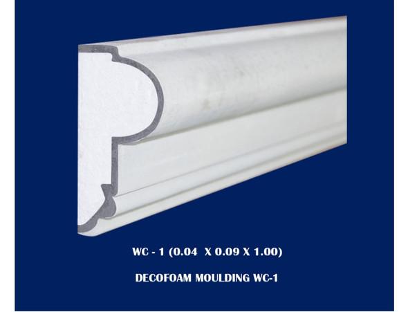 DECOFOAM Window Casing WC1