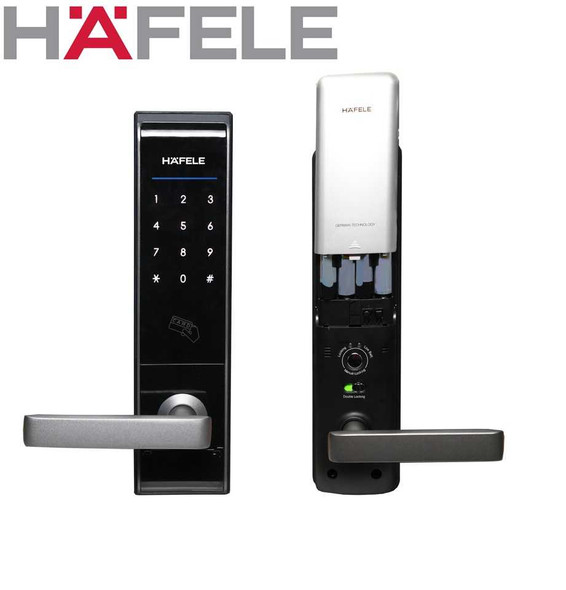 Hafele Residential Electronic Digital Door Lock EL8000