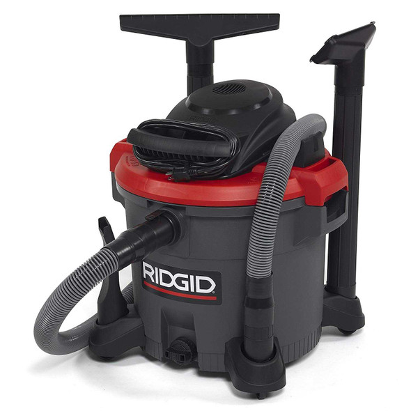 Rigid Vacuum Cleaner Wet & Dry 12 Gallon