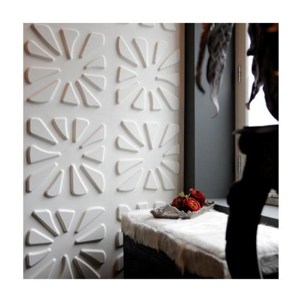 WallArt 3D Wall Decor 50x50cm