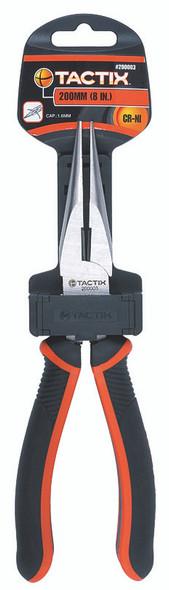 Tactix Pliers Long Nose 200mm/8