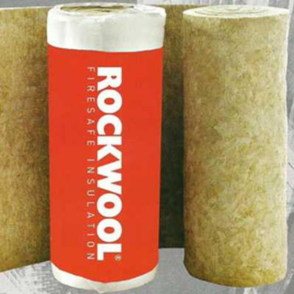 Rockwool Fiberglass Insulation Blanket 60kg Roll