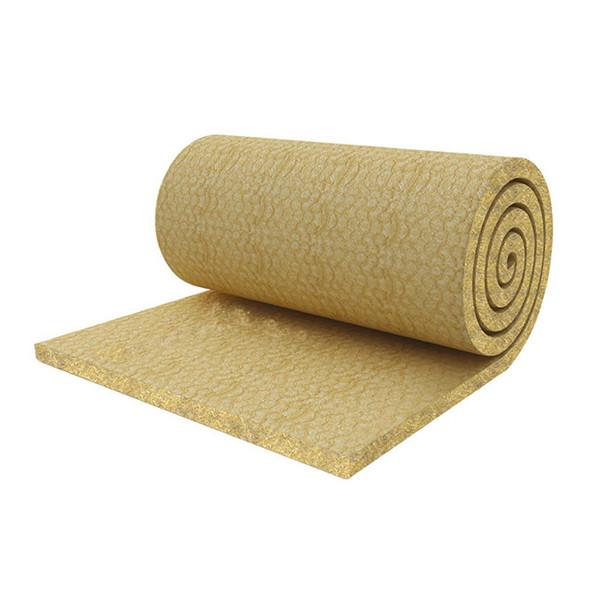 ROCKWOOL Fiberglass Insulation Blanket 60kg Roll