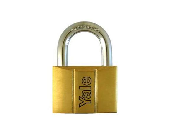 Yale Solid Brass Padlock 30mm