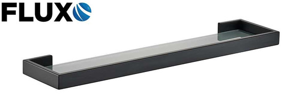 Ahba7 Glass Shelf Black SS304