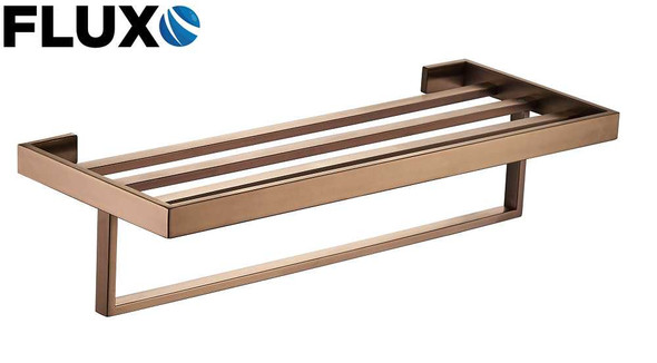 Ahba10 Towel Shelf Rose Gold SS304
