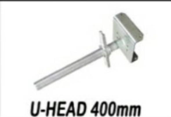 FORMSTAR U-Head 400mm