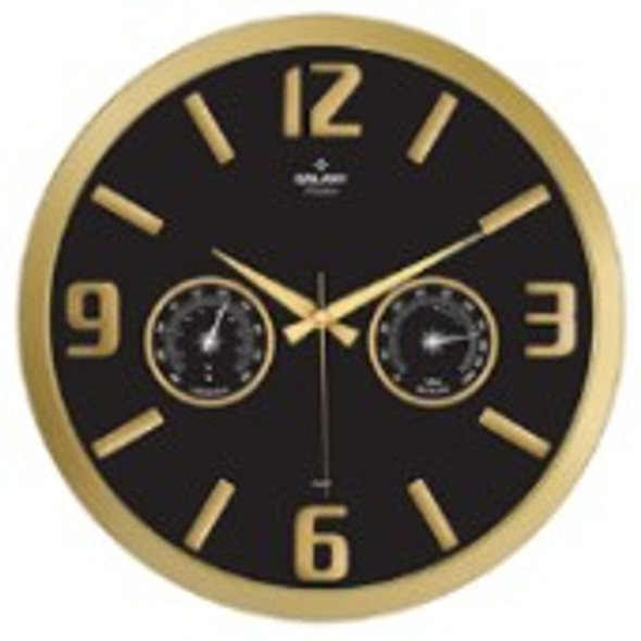 Thermometer Round Wall Clock A -705A