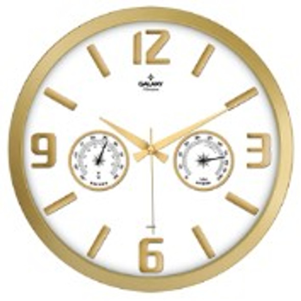 Thermometer Round Wall Clock A -705B