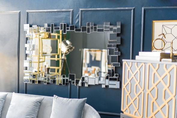 Decorative Wall Mirror AP001 GR