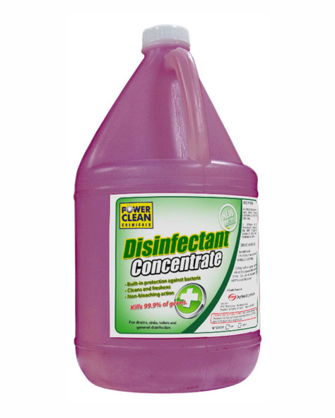 POWER CLEAN DISINFECTANT GALLON