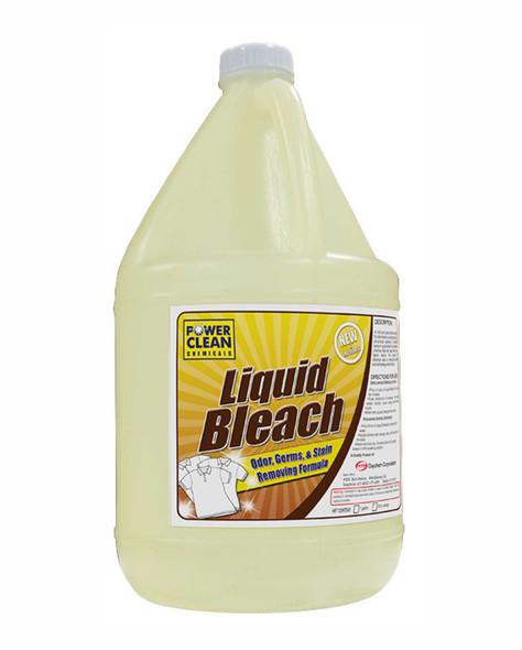 POWER CLEAN BLEACH GALLON