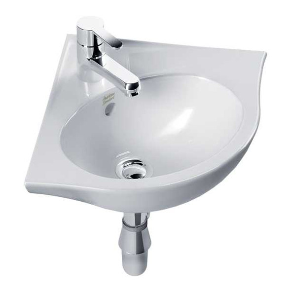 New Codie 350mm Wall-Hung Corner Lavatory