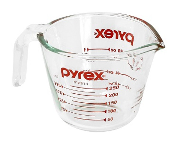 PYREX 6001074 250 ML MEASURING CUP