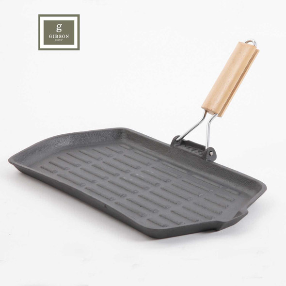 Gibson Home General Store Addlestone Cast Iron Grill