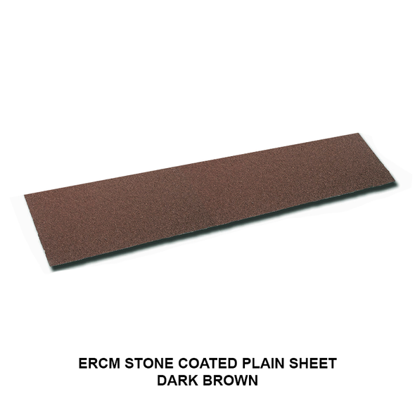 Stone coatedmetalroofis made from steel or some other metal thencoatedwithstonechips and attached to the steel with an acrylic film, it more durable type of roofing.     *prices are subject to change without prior notice