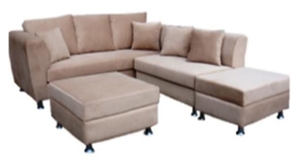 Ella corner sofa set
