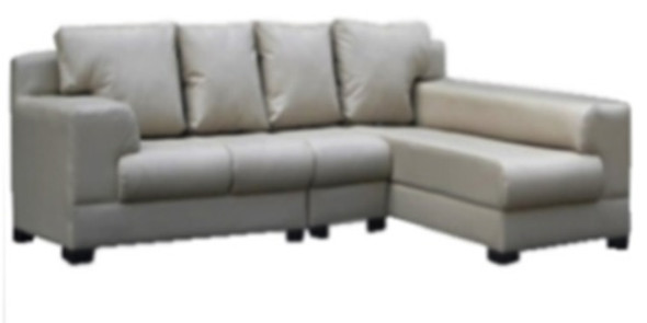 EDDIE corner sofa set