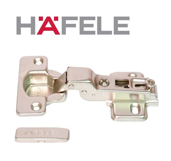 Hafele 493.01.832 Metalla Concealed Hinges Full Overlay