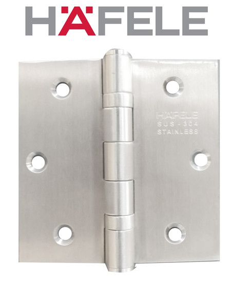 Hafele 489.20.009 Ball Bearing Hinge 2Bb Stainless