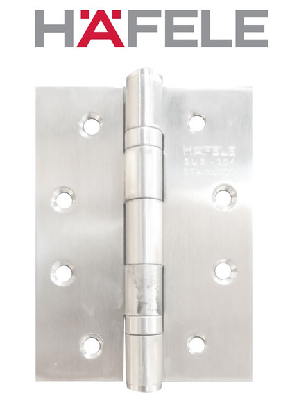 Hafele 489.04.000 Ball Bearing Hinge 2Bb SS