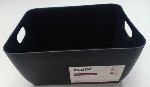 Fluxo Caddy Plain Black
