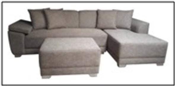 FAISHA L shape sofa set