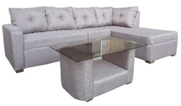 EATONCorner sofa set w/ center table