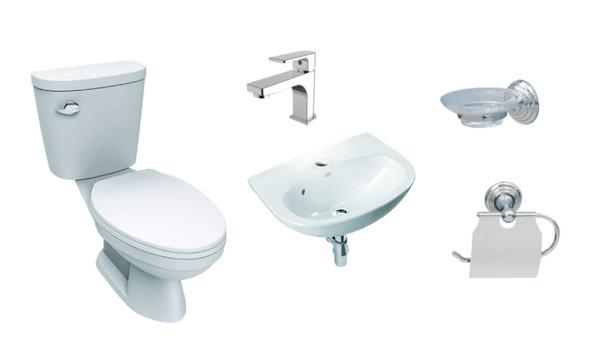 Winplus II P2398-04 Toilet Package