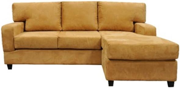 EWING Reversible L type sofa set